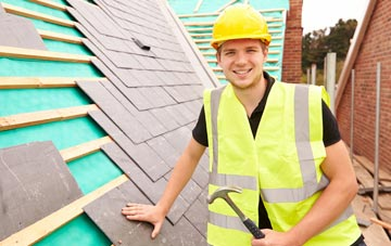 find trusted Merton roofers